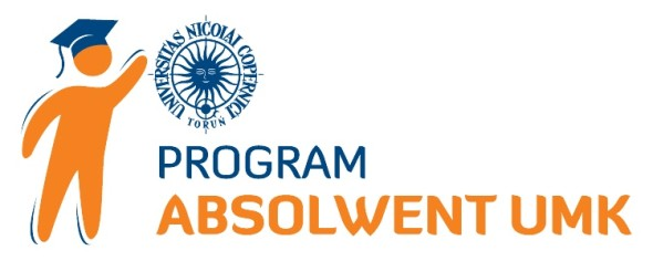 Program Absolwent UMK logo PNG 750x300